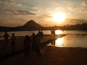 A Weekend Getaway To Pushkar