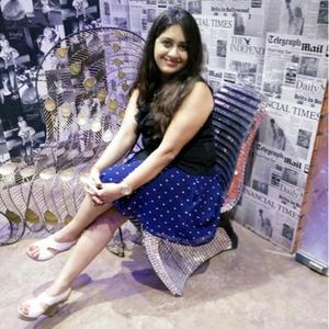 Kanchan Samvedi Travel Blogger