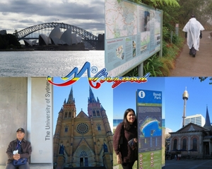 A trip to land down under – Sydney, Australia