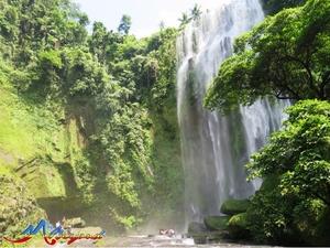 HULUGAN FALLS AND ALIW FALLS DAYTRIP _ Part 1 – Hulugan Waterfalls