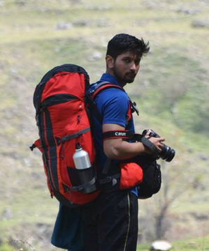 Nitish Waila Travel Blogger