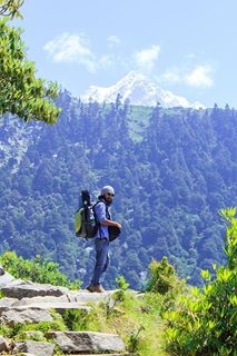 Avnish Dhoundiyal Travel Blogger