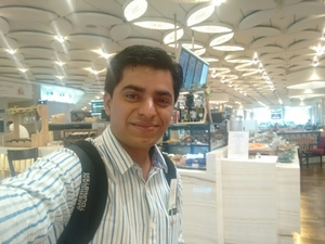Mangesh Chaphekar Travel Blogger