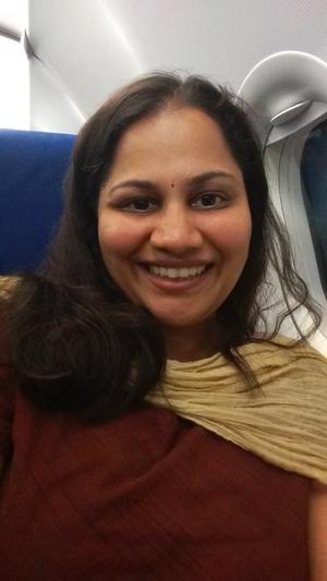 Deepti Joshi Luthria Travel Blogger