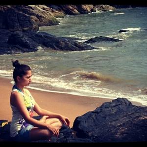 Srinayana Goswami Travel Blogger