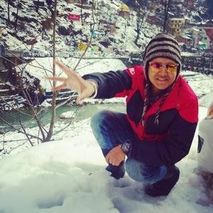 Sidhant Sharma Travel Blogger