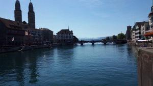 RJ Siddharth's IRF 2015 Zurich experience