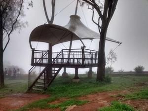Enroute to Nandi Hills