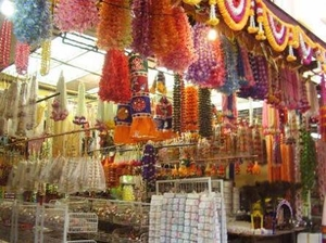 Shopping in South India