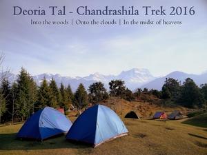 Deoria Tal - Chandrashila Trek