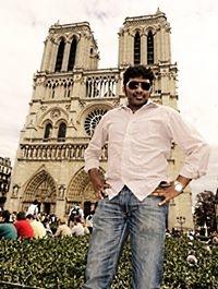 Vijay Pillai Travel Blogger