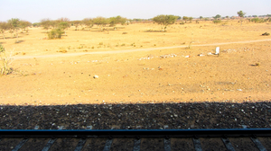 Through Rajasthan