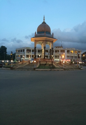 Mysore - The only city in the country to be named after a rakshasa.