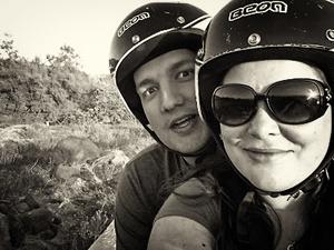 Calli & Travis  Travel Blogger