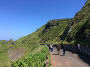 Northern Ireland: In the footsteps of a giant