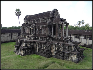 Angkor Wat: King Suryavarman's heaven on earth