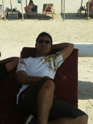 Pravin Gadikar Travel Blogger