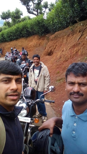 ROYAL ENFIELD GROUP RIDE