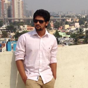 Prajwal HJ Travel Blogger