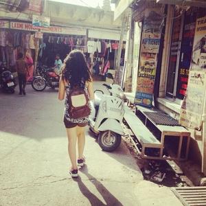 Tanisha Travel Blogger