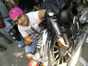 prateek dahiya Travel Blogger