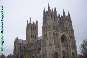 The city of lost symbols, museums & memorials - I