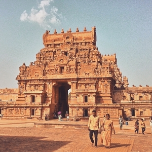 Backpacking Tamil Nadu, The Land Of Temples.