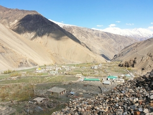 Pictorial Representation: Introducing Spiti Valley