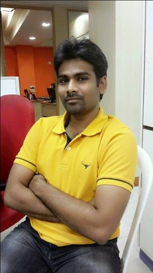 Harish Badam Travel Blogger