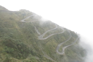 A love trip to Zuluk, Nathang through the zigzag roads!