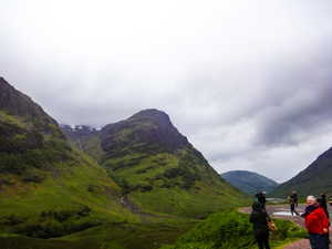 Scotland – In search of Nessie