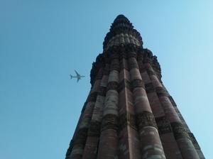 A jump into history – Qutub Minar