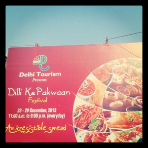 Dilli k Pakwaan- Time to feast you senses *-*