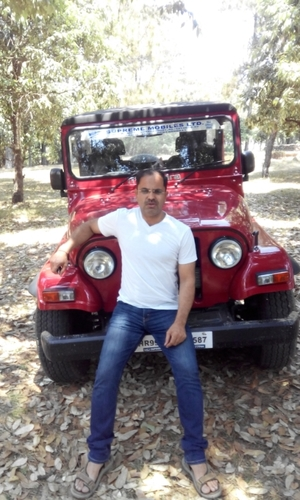 Vikram Kaliraman Travel Blogger