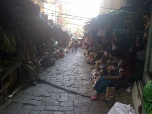 Awesome Aizawl - City with fab flea market fashion