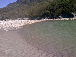 Serenity at white sands & Rafting @ Rishikesh