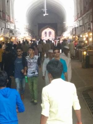 Gate to delhi