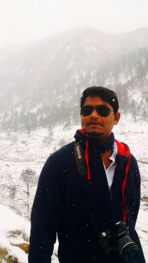 Manikanta Siddhu Travel Blogger