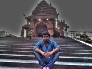 krishna prasad Travel Blogger