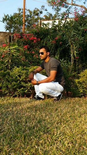 Prakash Patel Travel Blogger