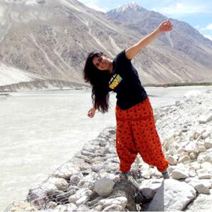 Gaganpreet Kaur Sahani Travel Blogger