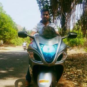 Bharath H Mutt Travel Blogger