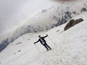 Lost in heaven - Kashmir