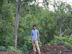Ankit Panchal Travel Blogger