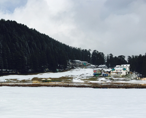 Khajjiar: India's answer to Switzerland