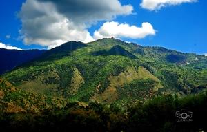 Colourful Bhutan