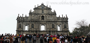 Interesting places to visit in Macau