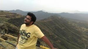Adhiraj Pardeshi Travel Blogger