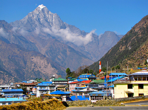 Adventure Travel: Trek to the Everest Base Camp