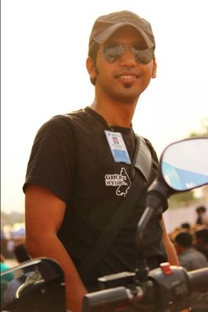 Dibya Swarup Panigrahi Travel Blogger